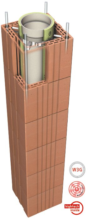erlus ziegelkamin. Black Bedroom Furniture Sets. Home Design Ideas